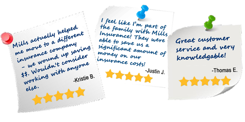 Reviews from real satisfied customers is proof that mills offers best in industry services